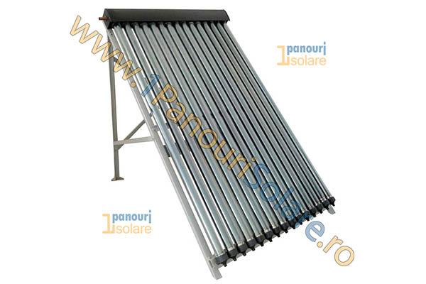 Colector Solar cu 15 tuburi vidate Heat Pipe