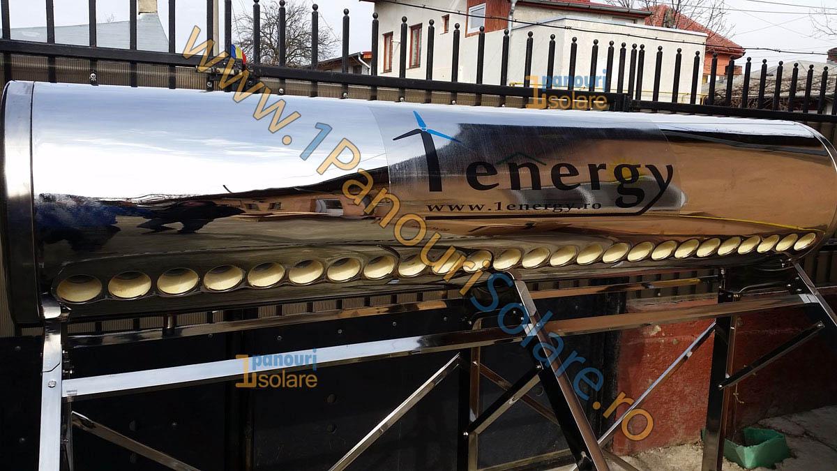 Panou solar termic nepresurizat de 250 litri