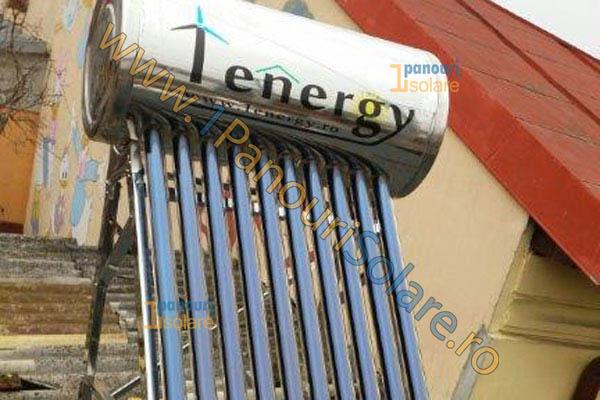 Kit panou solar termic presurizat 1ENERGY 100 litri
