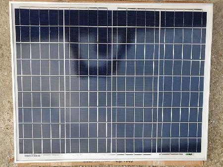 Kit panou fotovoltaic pentru autorulote, 50W, 12V, 10A