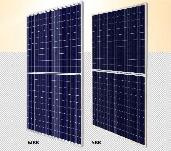 Panou fotovoltaic policristalin CanadianSolar 300 W
