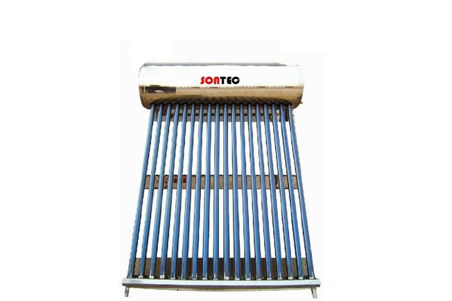 Kit Panou Solar Presurizat 180 litri, din Inox, SONTEC