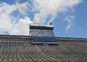 Kit Panou solar termic nepresurizat 1ENERGY de 200 litri