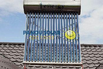 Kit Panou solar termic presurizat 1ENERGY 200 litri